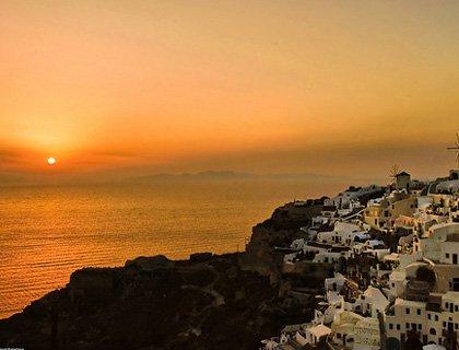 Caldera & Oia Sunset Boat Tour