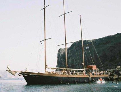 Caldera Morning Boat Tour