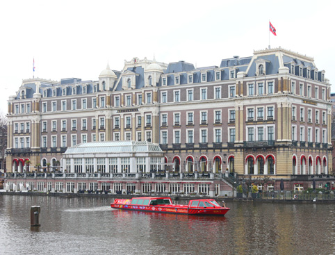 Amsterdam Canal Cruise Hop on Hop off Passes