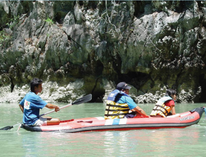 Phuket Sea Kayak Adventure
