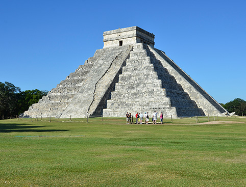 Chichen Itza: Evening Light & Sounds Show