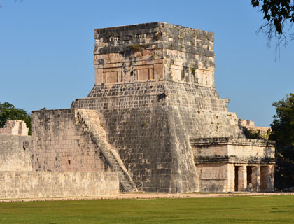Chichen Itza Deluxe Tour - Cancun