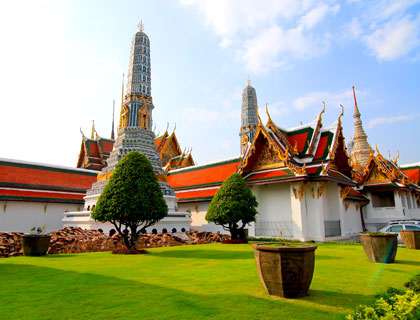 City and Temples Tour from Bangkok
