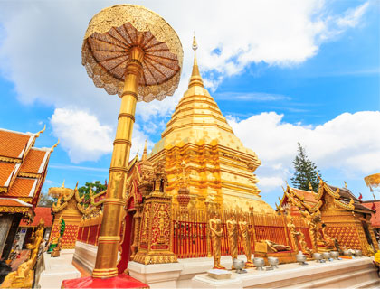 City and Temples Tour - Chiang Mai
