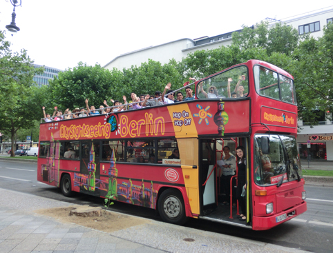 City Sightseeing Berlin - Hop on Hop off