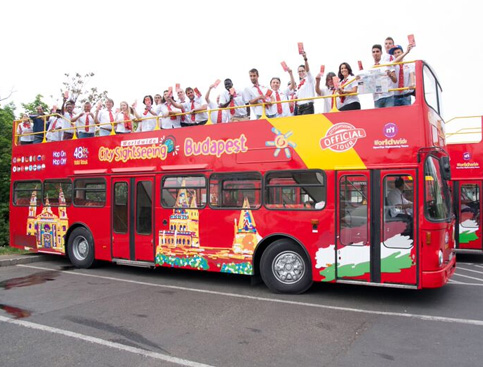City Sightseeing Budapest - Hop on Hop off