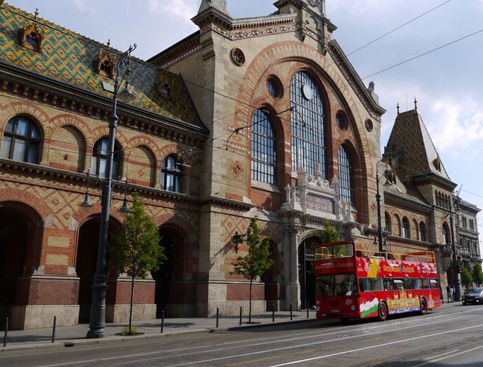 Hop on Hop off City Sightseeing Budapest
