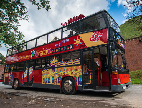City Sightseeing Krakow - Hop on Hop off