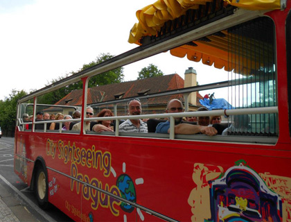 City Sightseeing Prague - Hop on Hop off