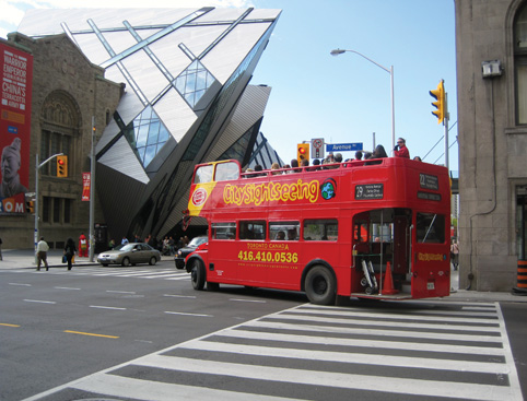 City Sightseeing Toronto - Hop on Hop off