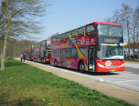 City Sightseeing Amsterdam - Hop on Hop off