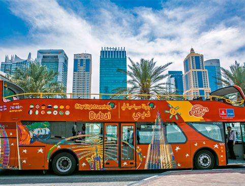 City Sightseeing Dubai - Hop on Hop off