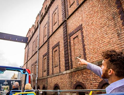 City Sightseeing Dublin - Hop on Hop off