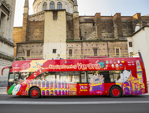 CitySightseeing Verona