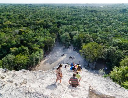 Coba Mayan Treasures