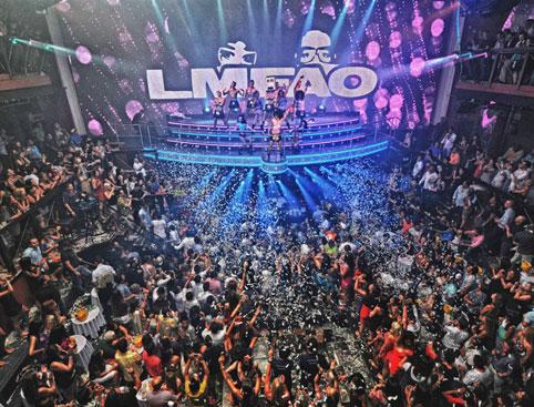 Coco Bongo Nightclub - Cancun