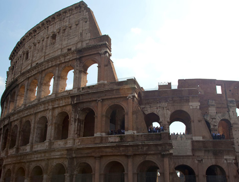 Colosseum Tour incl Roman Forum & Palatine Hill