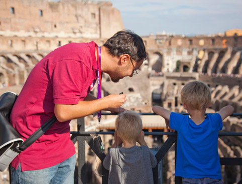 Colosseum Tickets - Skip the Line with Arena Floor Entrance