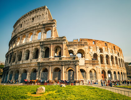 Elite Colosseum & Imperial Rome Tour