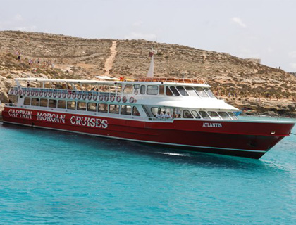 Comino Tour with Lunch