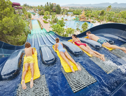 Costa Caribe Aquatic Park by PortAventura