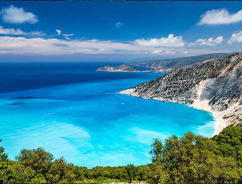 Day Trip to Kefalonia