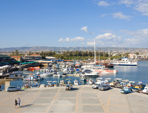 Discover the West - Day Trip to Paphos
