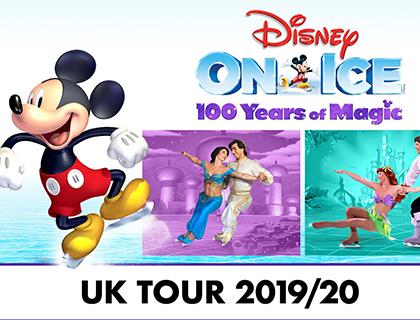 Disney On Ice: 100 Years of Magic: Sheffield