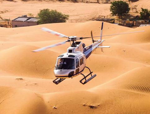 Dubai Helicopter Tours