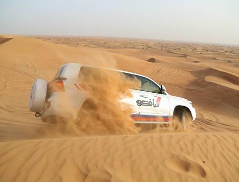Dubai Dune Dinner Safari - Soft Drinks