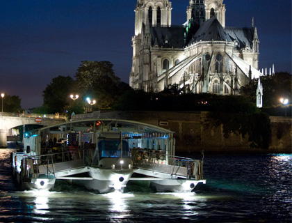 Eiffel Tower Dinner & River Cruise