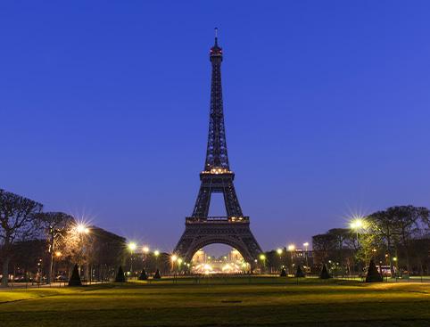 Eiffel Tower Night Tour ( 2nd Floor)