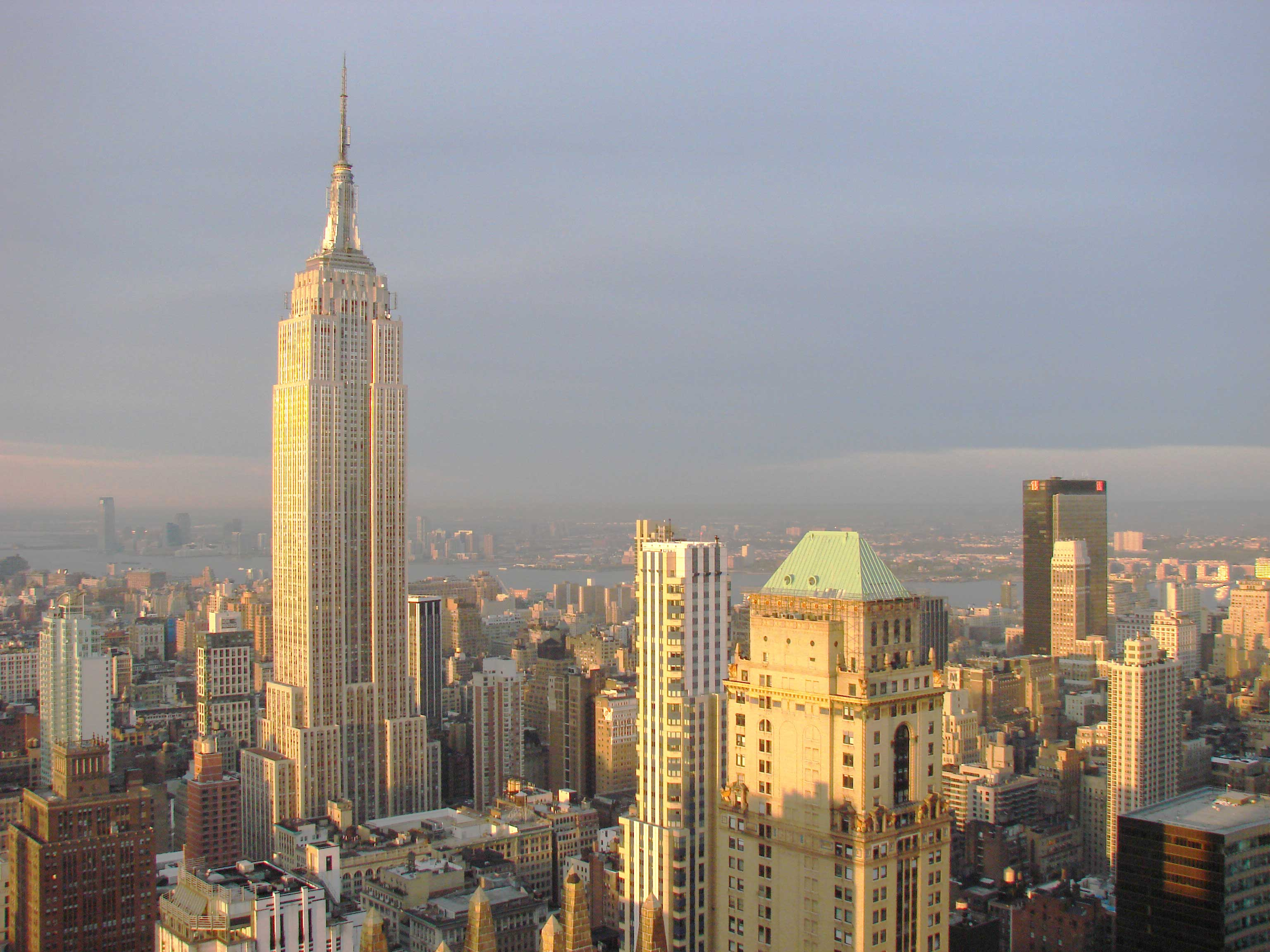 New York Icons: Empire State Building Observatory + Cruise COMBO