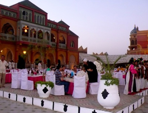 Marrakech Fantasia Dinner