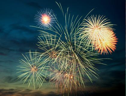 Wave Dance Fireworks Night Cruise