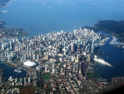 Flightseeing Vancouver Tour