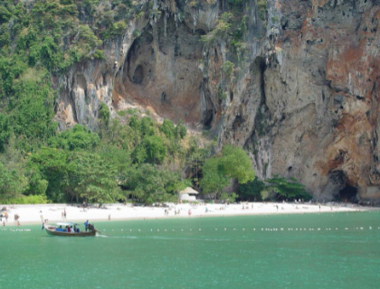 Four Islands by Speedboat - Krabi