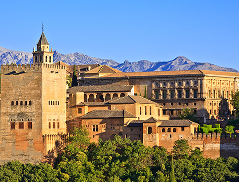 Full Day Granada Tour - Including Alhambra Palace
