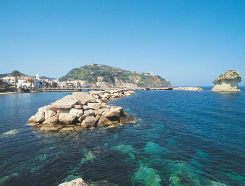 Full Day Ishia & Mortella Gardens Tour from Sorrento