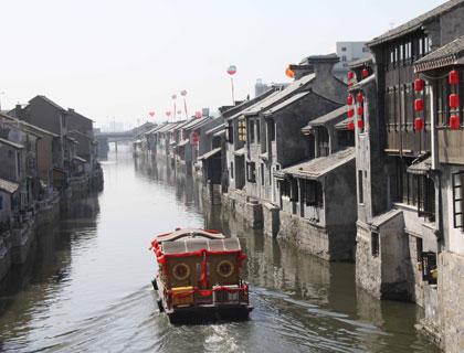 Full Day Tour to Suzhou & Zhouzhuang