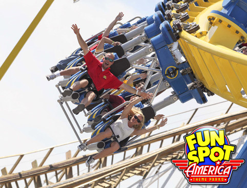 Fun Spot Florida - Unlimited Rides!