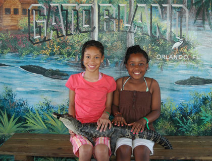 Florida Gatorland