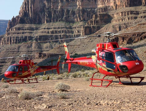 Grand Canyon Heli Ranch Adventure + FREE Monorail