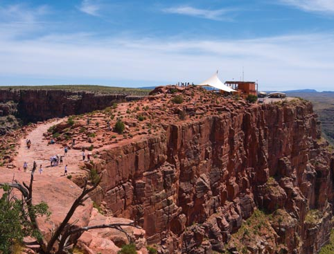 Grand Canyon Helicopter Ranch Adventure Plus FREE Monorail