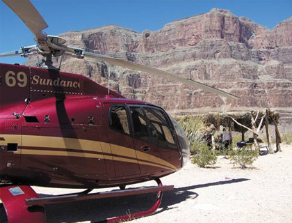 Grand Canyon Picnic - with Limo Transfers