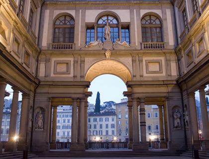 Guided Visit to Uffizi Gallery