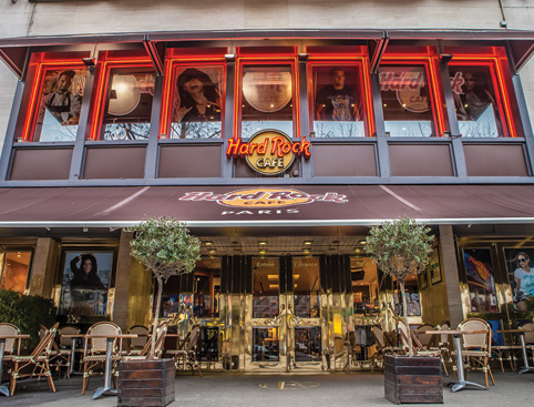 Hard Rock Cafe Paris - Skip-the-Line