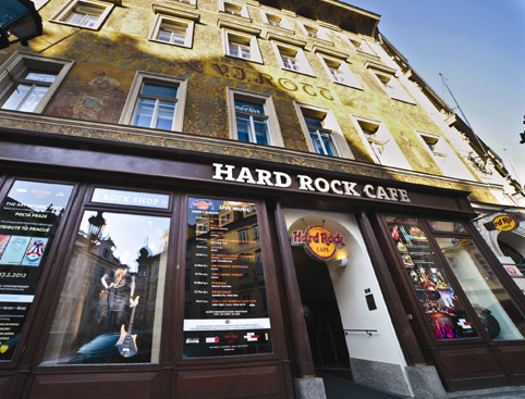 Hard Rock Cafe Prague - Skip the Line