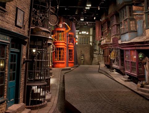 Harry Potter Studio Tour + Transport from Birmingham