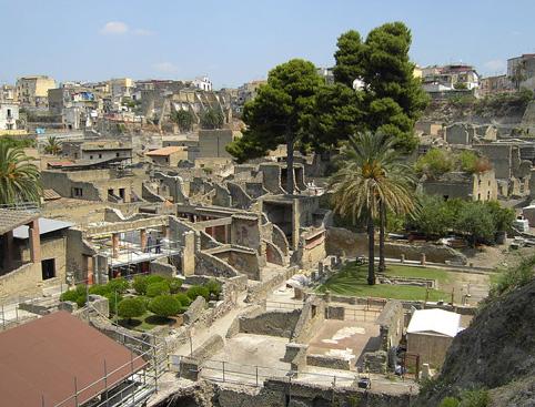 Herculaneum and Vesuvius Full Day Tour